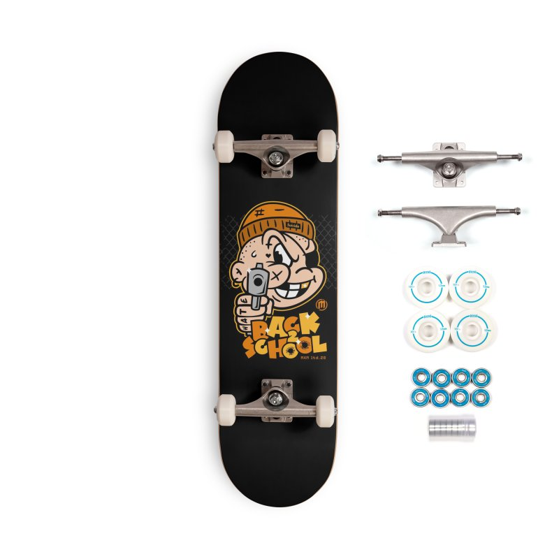 Back 2 School Accessories Complete - Basic Skateboard by MXM — ltd. collection