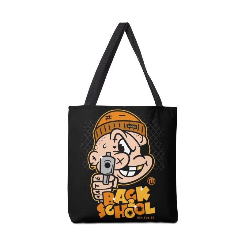 Back 2 School Accessories Tote Bag Bag by MXM — ltd. collection