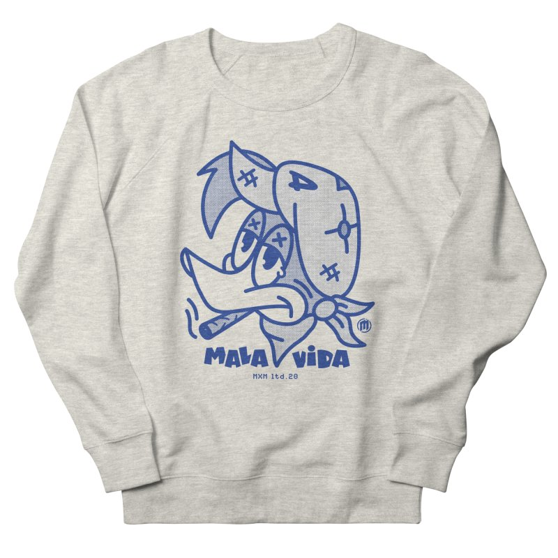 Mala Vida Women's Sweatshirt by MXM — ltd. collection