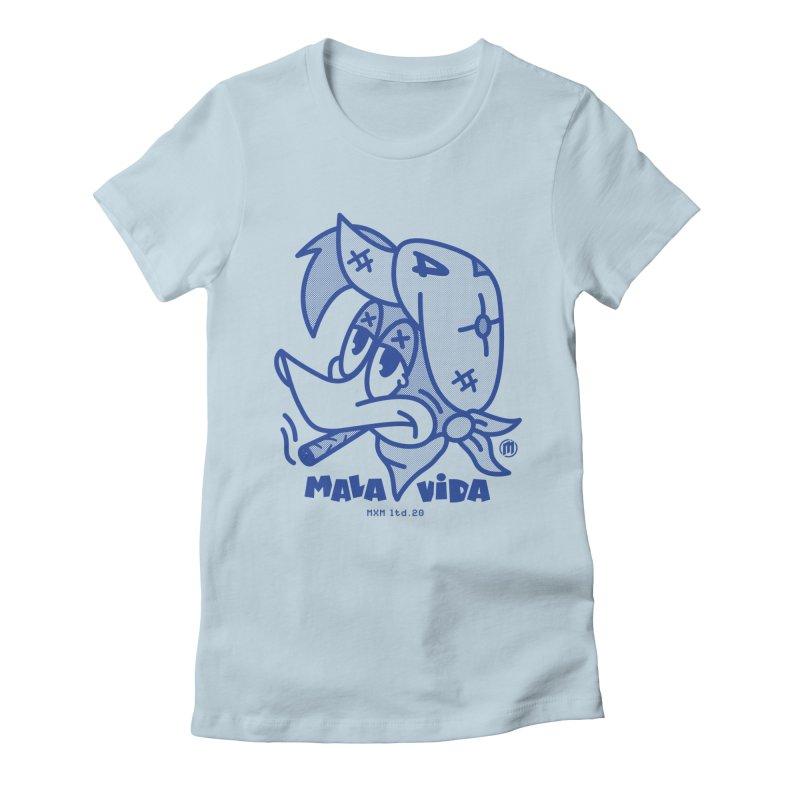 Mala Vida Women's T-Shirt by MXM — ltd. collection