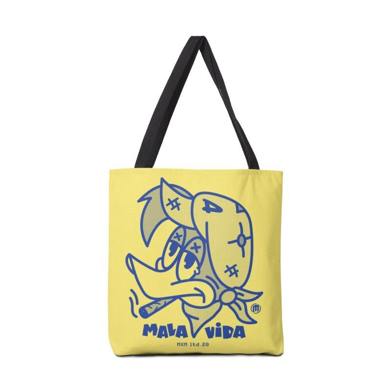 Mala Vida Accessories Tote Bag Bag by MXM — ltd. collection