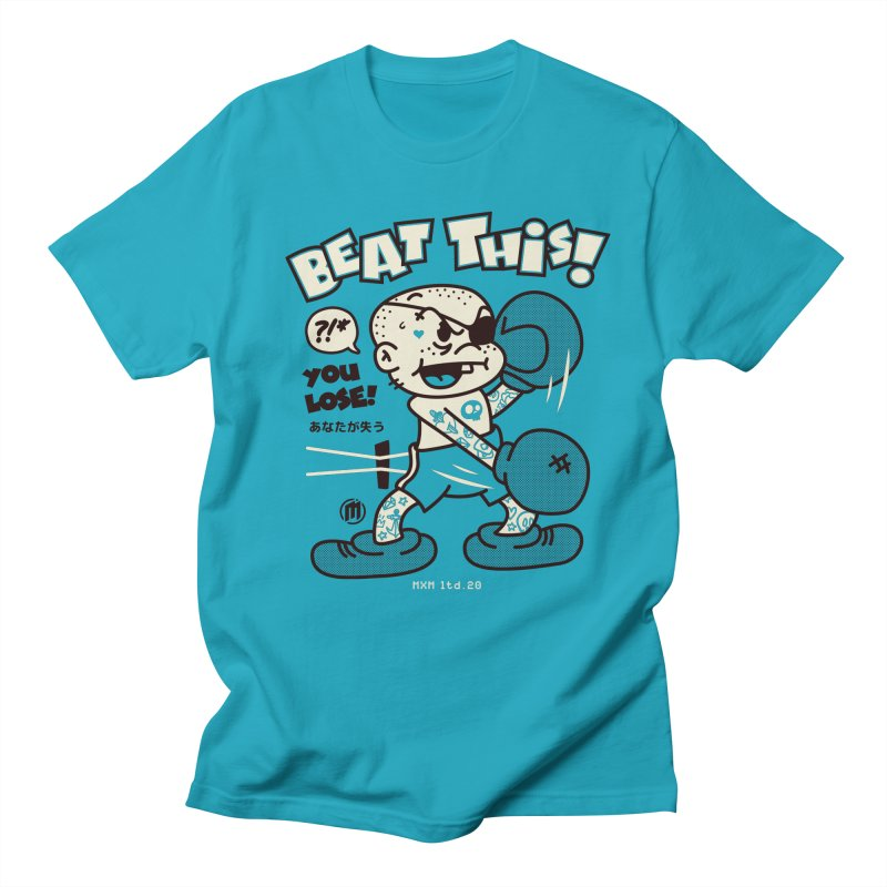 Beat This Men's T-Shirt by MXM — ltd. collection