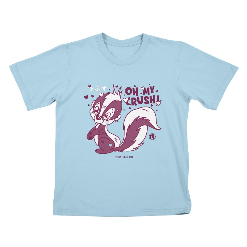 CRUSH Kids T-Shirt by MXM — ltd. collection