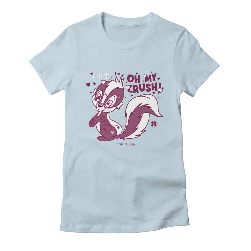 CRUSH Women's T-Shirt by MXM — ltd. collection