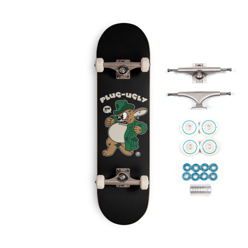 Plug-Ugly Accessories Complete - Basic Skateboard by MXM — ltd. collection
