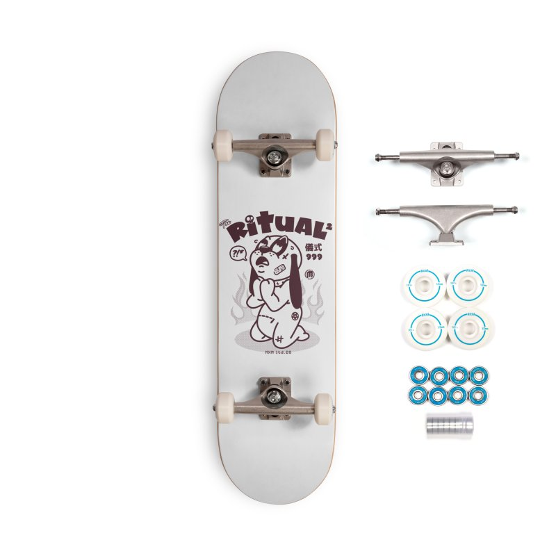 Ritual Accessories Complete - Basic Skateboard by MXM — ltd. collection