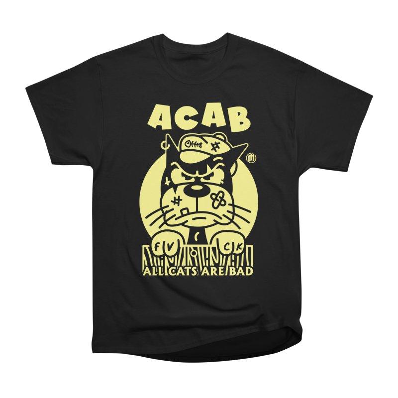 ACAB boys T-Shirt by MAXIMOGRAFICO Ltd. Collection