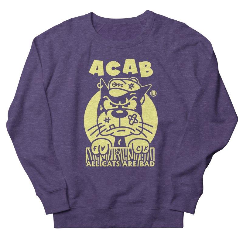 ACAB Men's Sweatshirt by MAXIMOGRAFICO Ltd. Collection