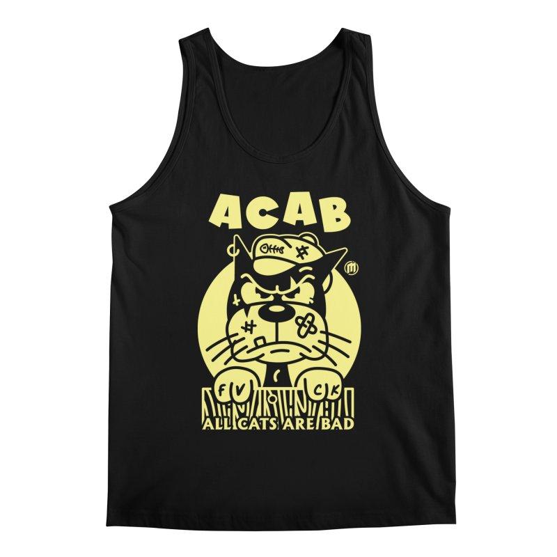 ACAB Men's Tank by MAXIMOGRAFICO Ltd. Collection