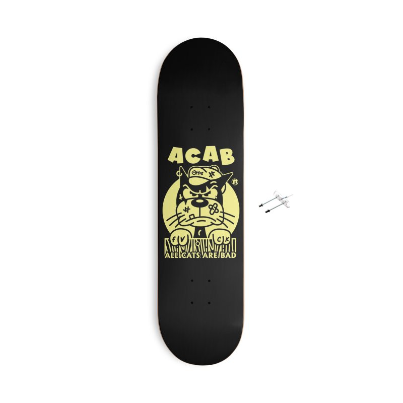 ACAB Accessories With Hanging Hardware Skateboard by MXM — ltd. collection