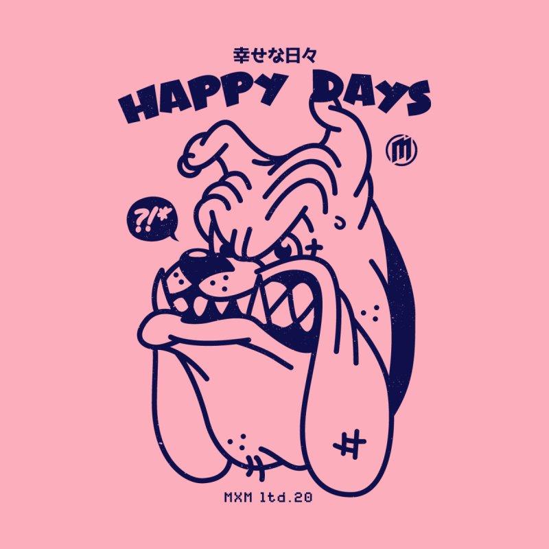 Happy Days Men's T-Shirt by MXM — ltd. collection