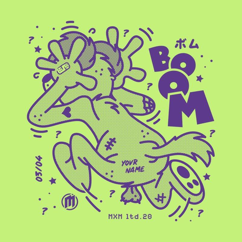 Boom Men's T-Shirt by MXM — ltd. collection