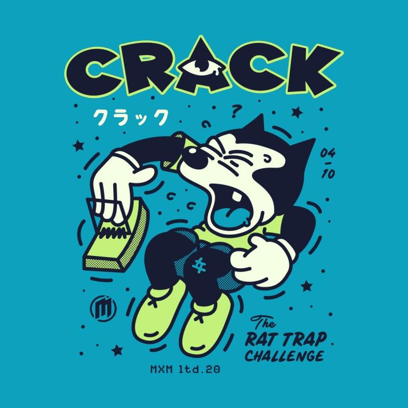 Crack Men's T-Shirt by MXM — ltd. collection