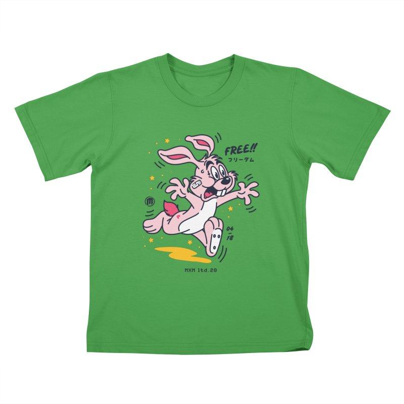 Free!! Kids T-Shirt by MXM — ltd. collection