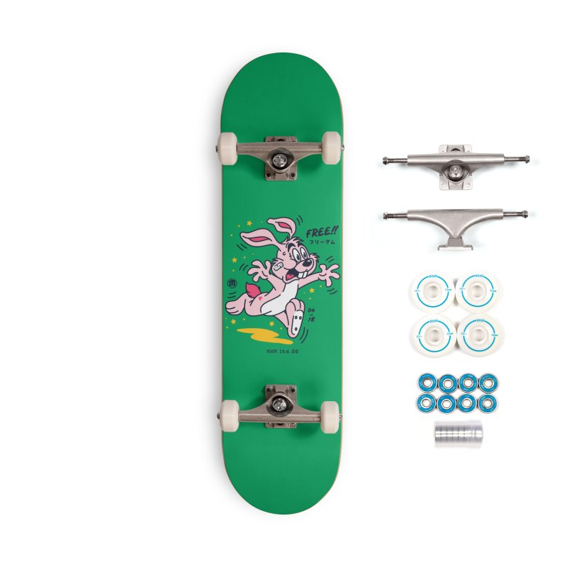 Free!! Accessories Skateboard by MXM — ltd. collection
