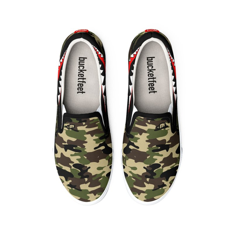 WWII Women's Shoes by MAXIMOGRAFICO Ltd. Collection