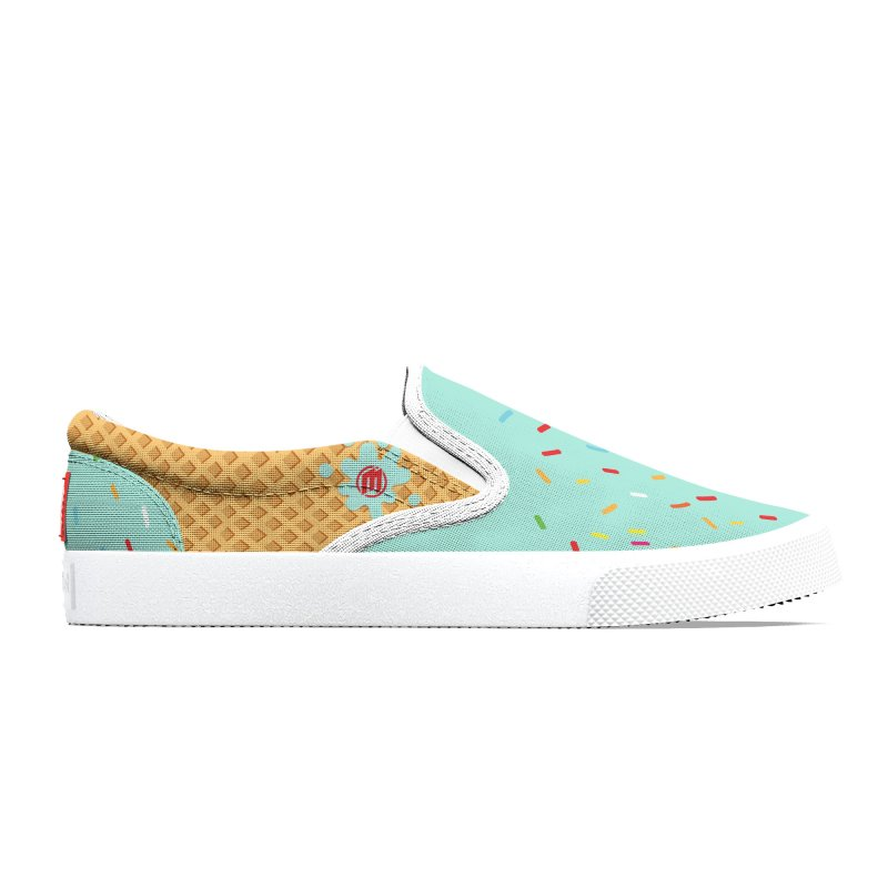 Ice Cream Women's Shoes by MAXIMOGRAFICO Ltd. Collection