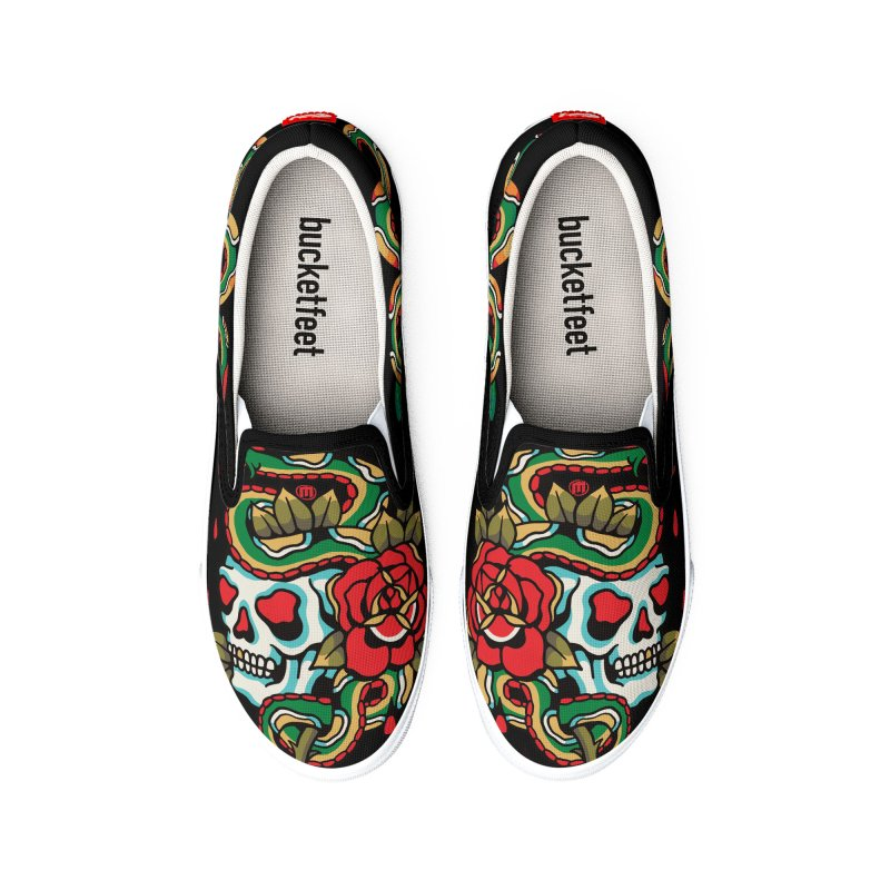 Tattoo Women's Shoes by MAXIMOGRAFICO Ltd. Collection