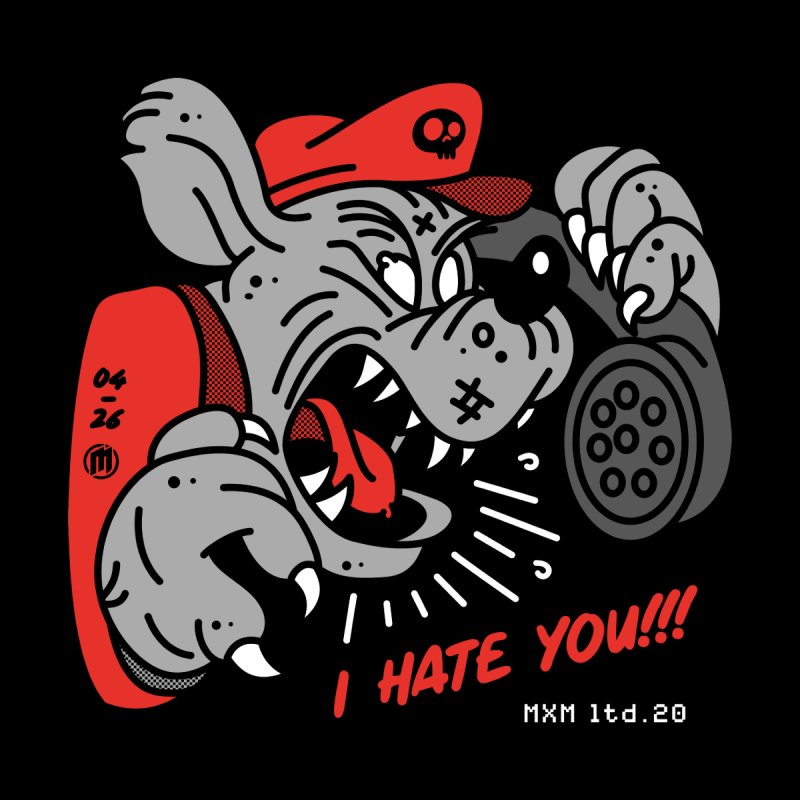 I Hate U Men's T-Shirt by MXM — ltd. collection