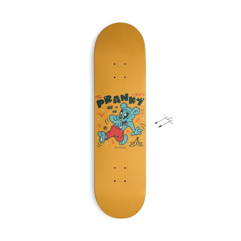 Pranky Accessories Skateboard by MXM — ltd. collection