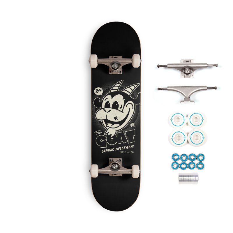 GOAT Accessories Skateboard by MXM — ltd. collection