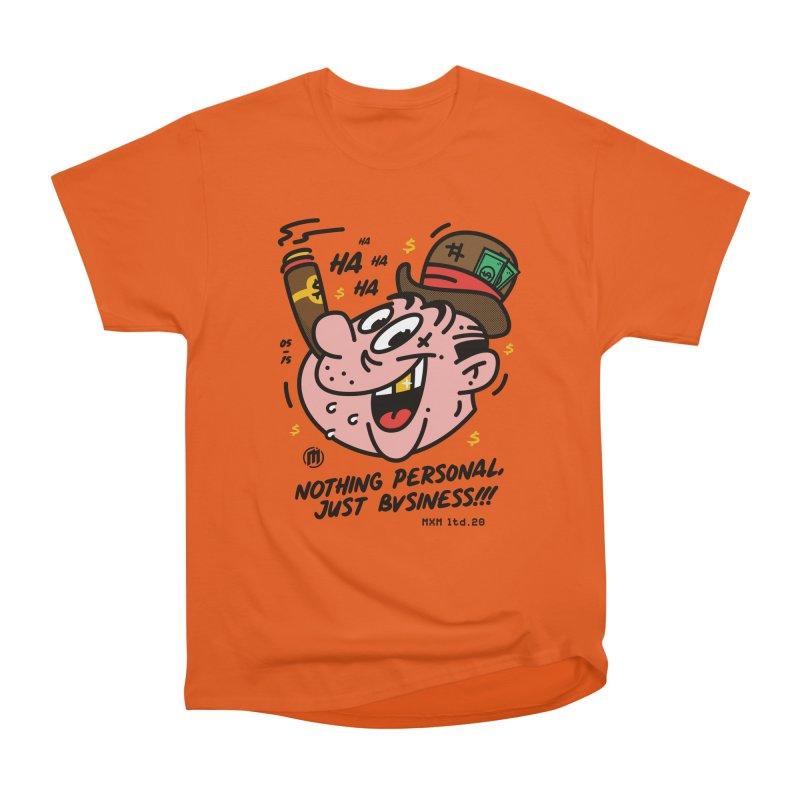 Just Business Men's T-Shirt by MXM — ltd. collection