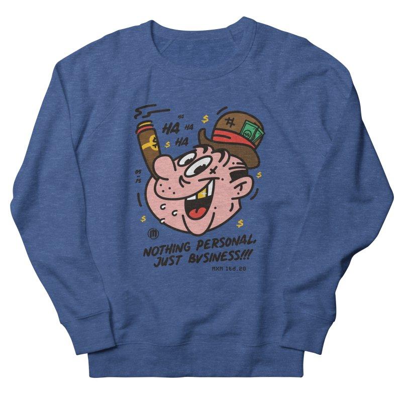 Just Business Men's Sweatshirt by MXM — ltd. collection