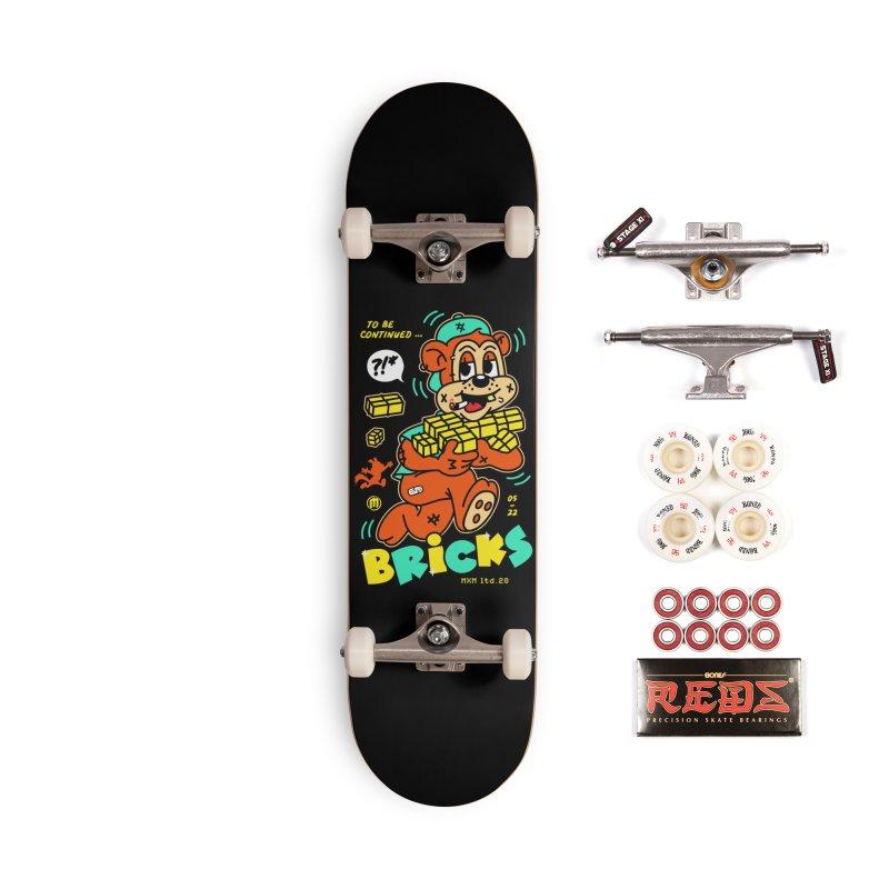 Bricks Accessories Skateboard by MXM — ltd. collection