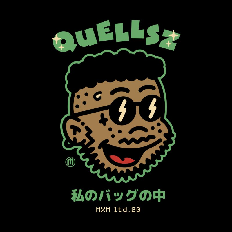 QUELLSZ fitted T-Shirt by MAXIMOGRAFICO Ltd. Collection