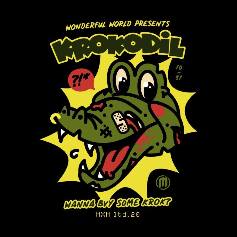 Krokodil Women's T-Shirt by MAXIMOGRAFICO Ltd. Collection