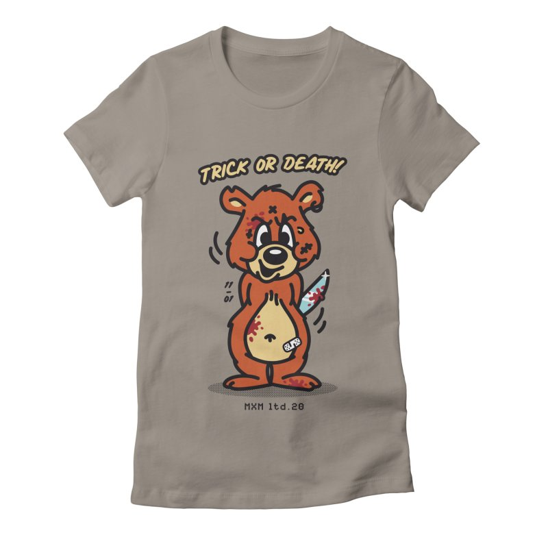 Trick Women's T-Shirt by MAXIMOGRAFICO Ltd. Collection