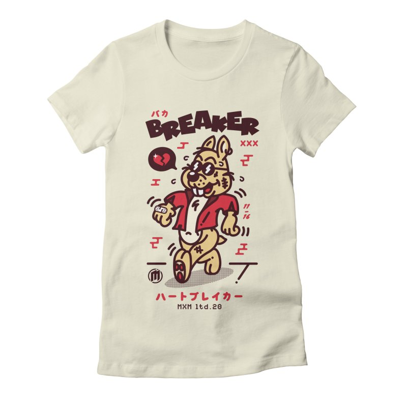 Breaker Women's T-Shirt by MAXIMOGRAFICO Ltd. Collection
