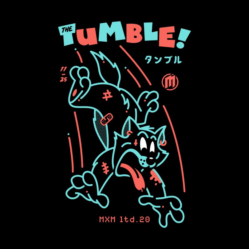 Tumble! Women's T-Shirt by MAXIMOGRAFICO Ltd. Collection