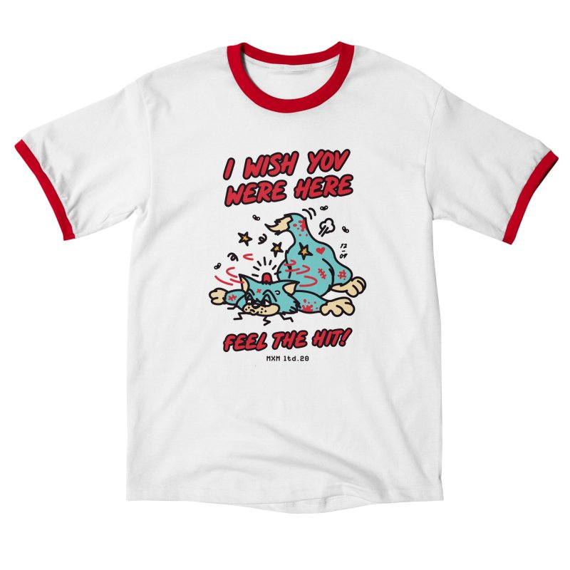 Wish you Men's T-Shirt by MAXIMOGRAFICO Ltd. Collection