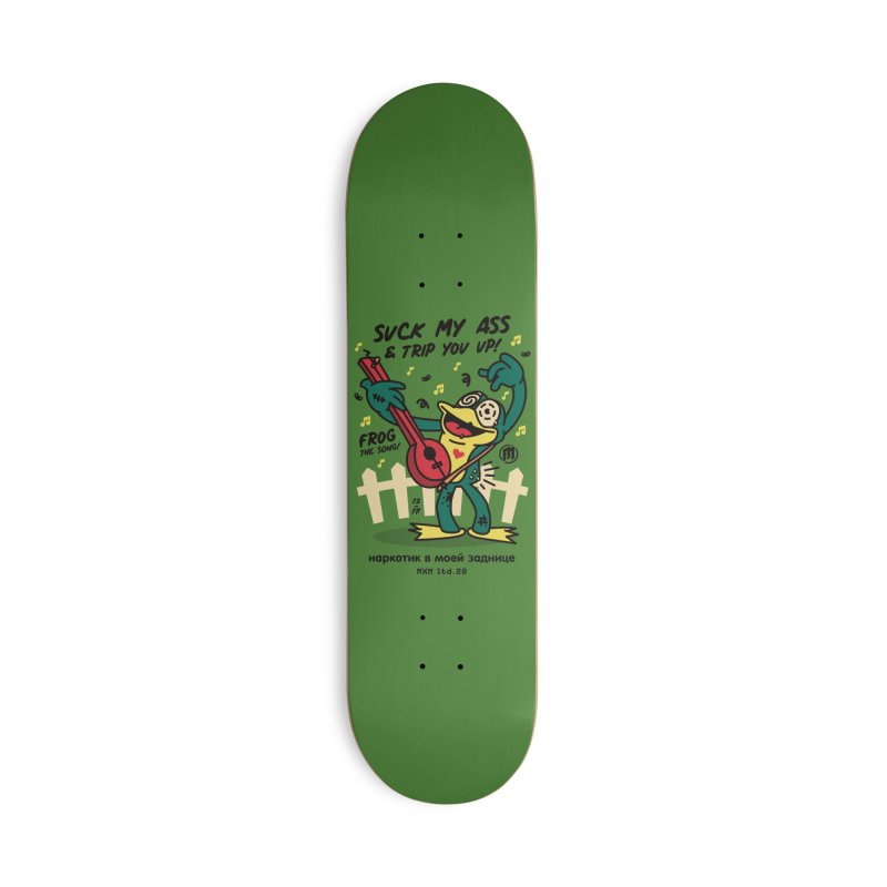 Trip you up! Accessories Skateboard by MAXIMOGRAFICO Ltd. Collection
