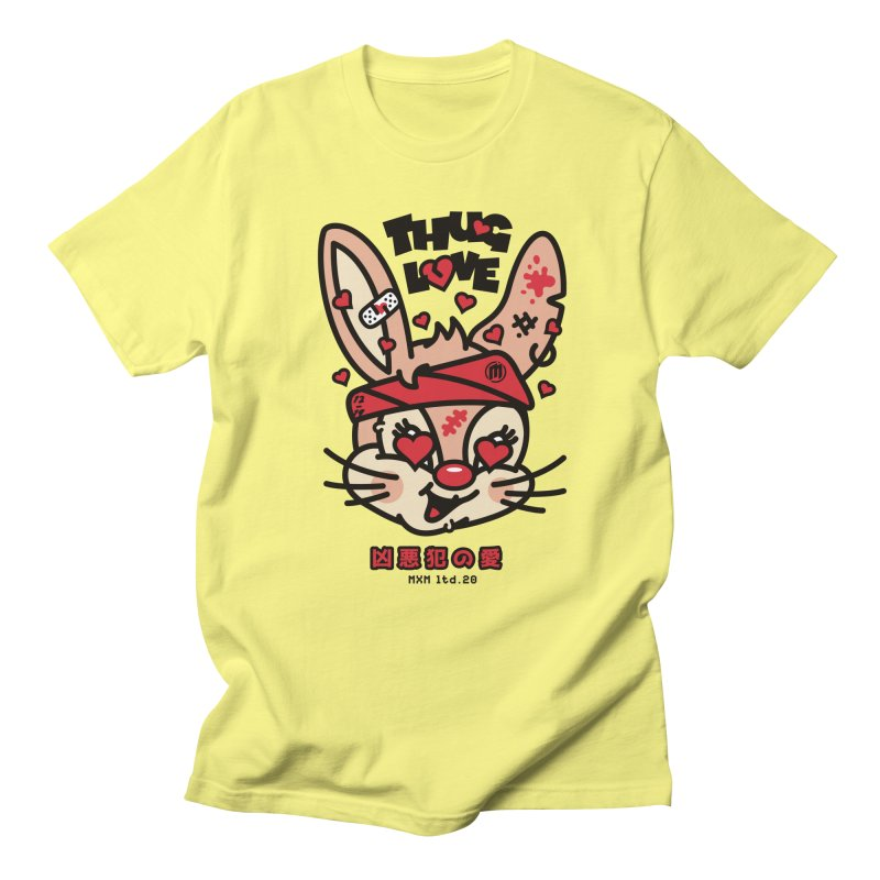Thug Love Men's T-Shirt by MAXIMOGRAFICO Ltd. Collection