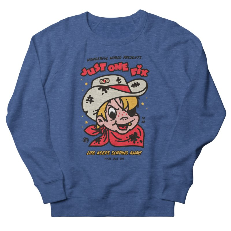 Just one fix Women's Sweatshirt by MAXIMOGRAFICO Ltd. Collection