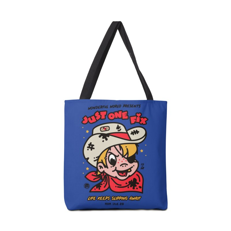 Just one fix Skater's Bag by MAXIMOGRAFICO Ltd. Collection
