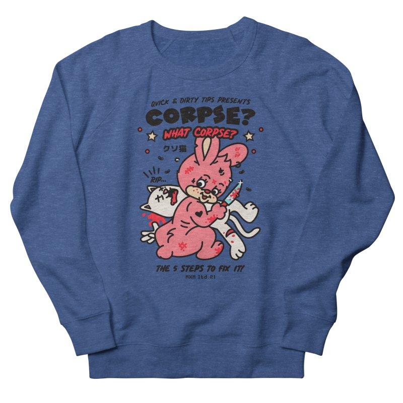Five Steps Women's Sweatshirt by MAXIMOGRAFICO Ltd. Collection