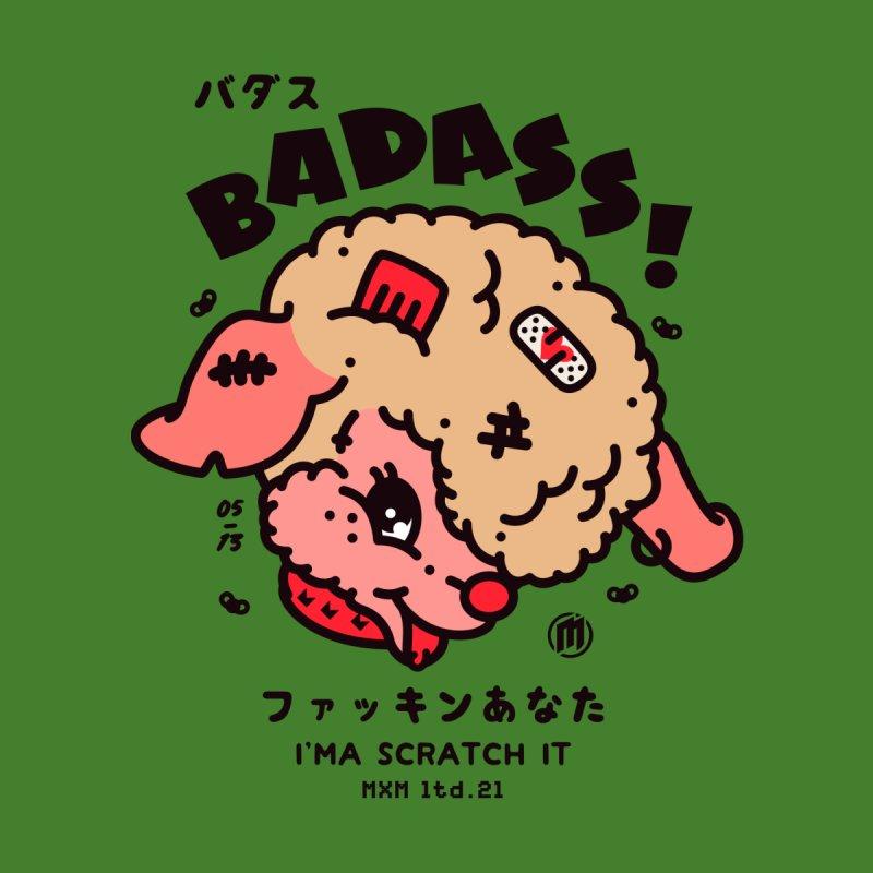 Badass! unisex T-Shirt by MAXIMOGRAFICO Ltd. Collection