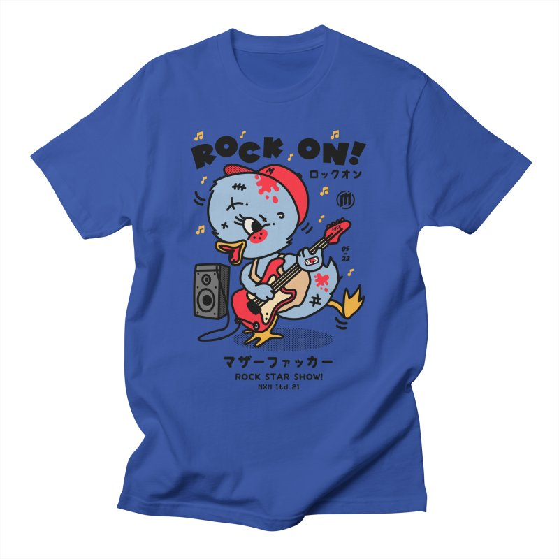 Rock on! unisex T-Shirt by MAXIMOGRAFICO Ltd. Collection