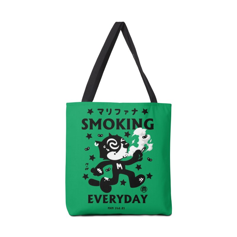 Smoking Everyday skaters Bag by MAXIMOGRAFICO Ltd. Collection
