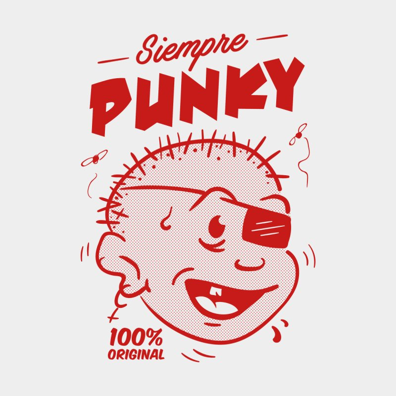 Siempre Punky Accessories Sticker by MAXIMOGRAFICO — collection