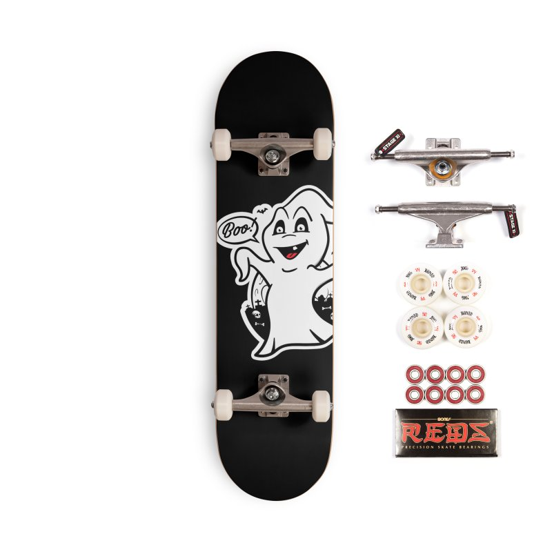 Boo! Accessories Complete - Pro Skateboard by MXM — collection