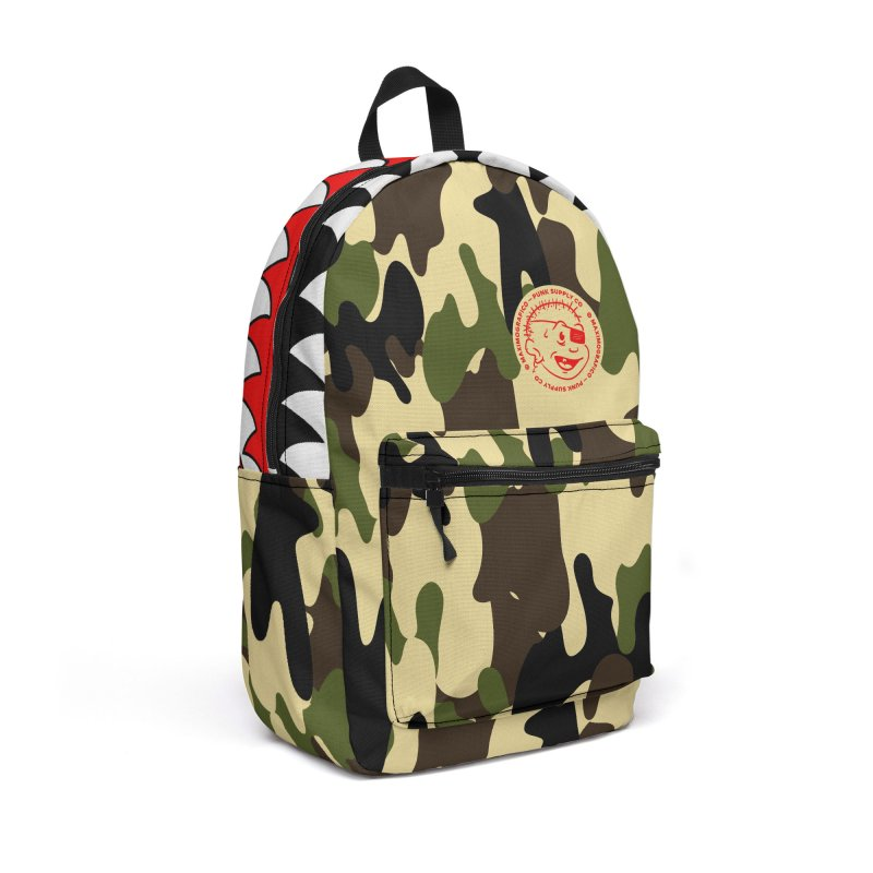 War II Accessories Backpack Bag by MAXIMOGRAFICO — shop
