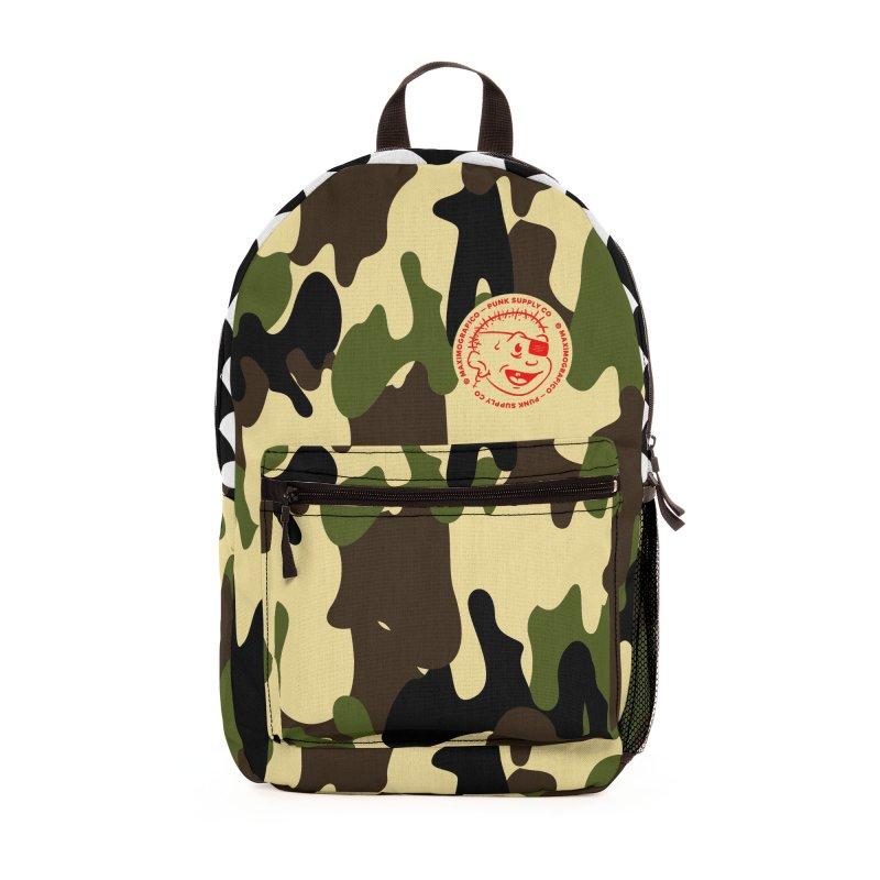 War II Accessories Bag by MAXIMOGRAFICO — shop