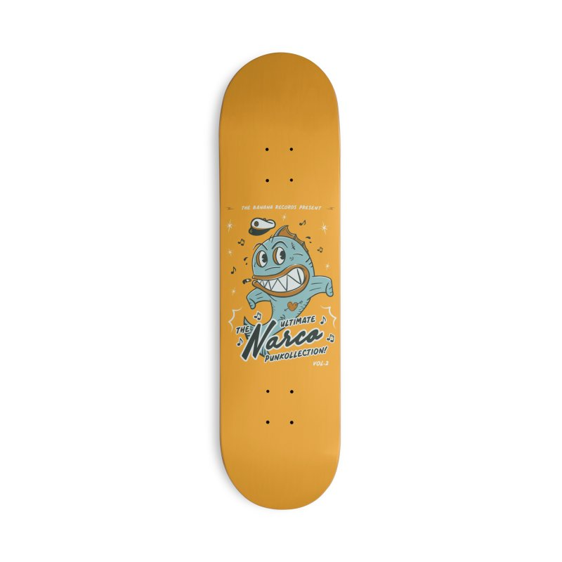 Punkollection vol2 Accessories Deck Only Skateboard by MXM — ltd. collection