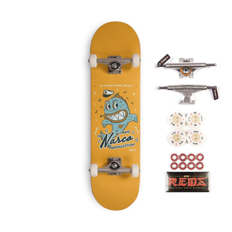 Punkollection vol2 Accessories Complete - Pro Skateboard by MXM — collection