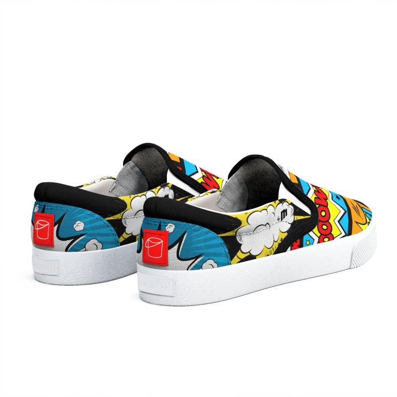 Comic Men's Shoes by MAXIMOGRAFICO — shop