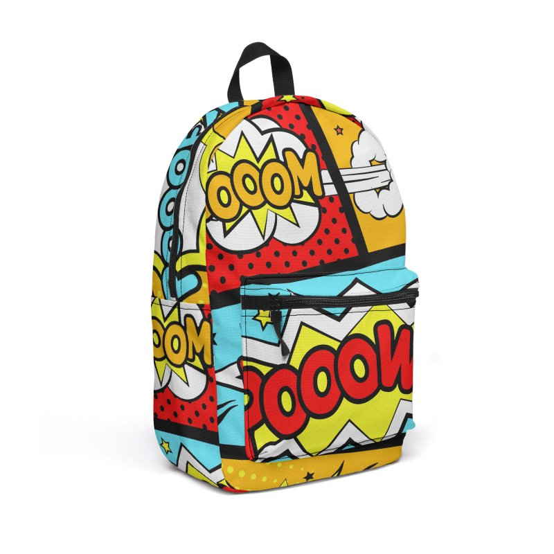 Comic in Backpack by MAXIMOGRAFICO — shop